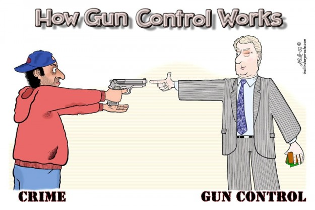 an argument against increased gun control in the us Gun control explained ore has reignited debate over gun control and gun rights in the united states what are the arguments against gun control.