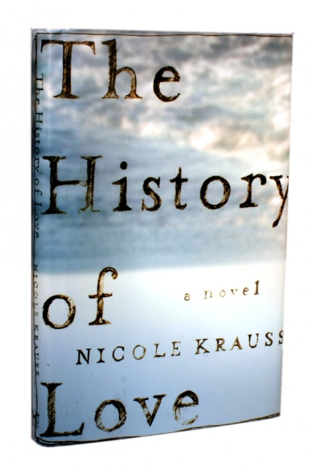 the history of love nicole krauss