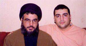 Хасан Насралла и его сын Джавад