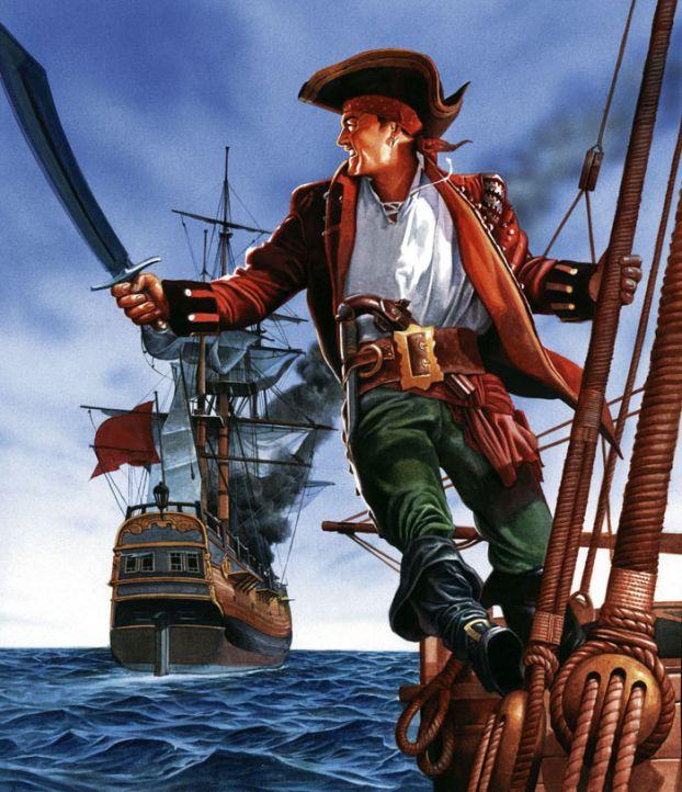 Названия связанные с пиратами