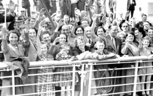 Еврейские беженцы на корабле «Сент-Луис»