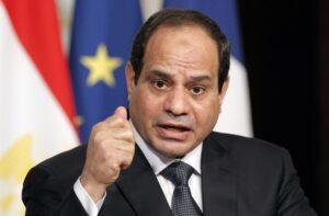 Президент Египта Ас-Сиси