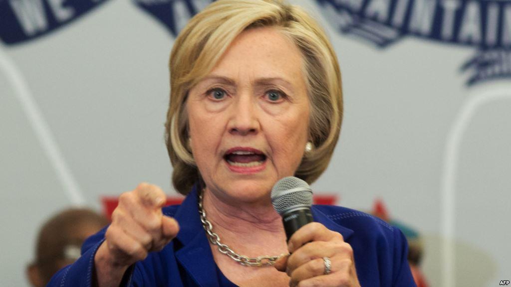 Опрос США: Клинтон опережает Трампа на6 очков
