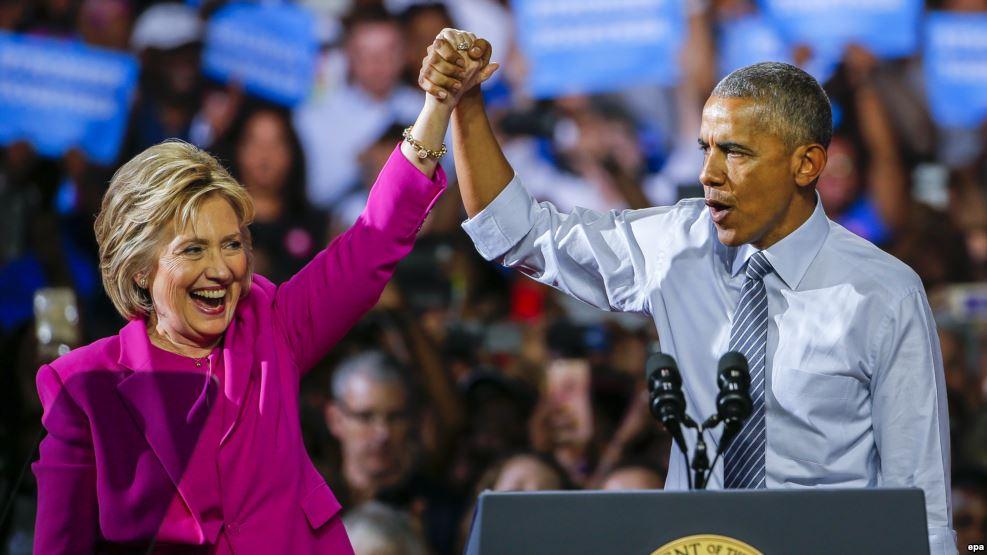 Худший президент в истории Америки видит в Хиллари достойную продолжательницу своего дела