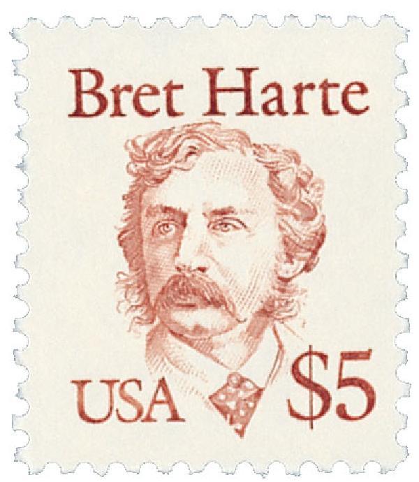 Марка, выпущенная в США в 1987 году