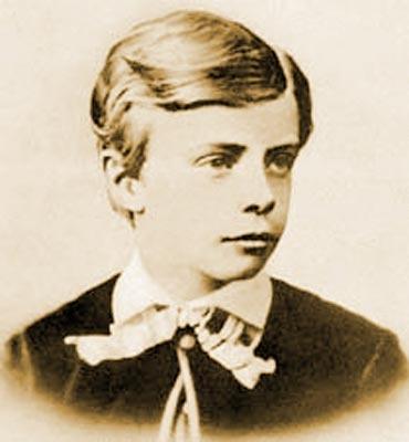 Теодор в юности