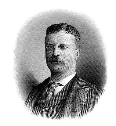 Президент Т. Рузвельт