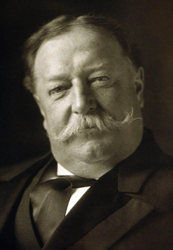 Президент У. Г. Тафт