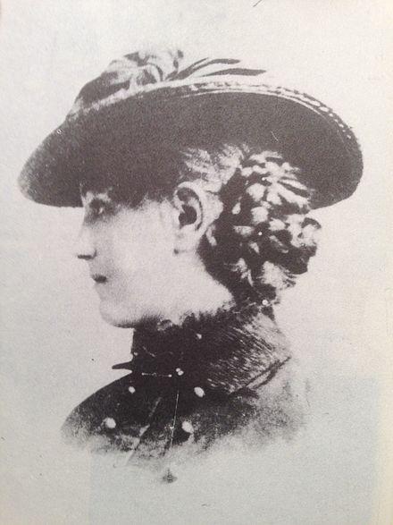 Эллен – первая супруга Вильсона