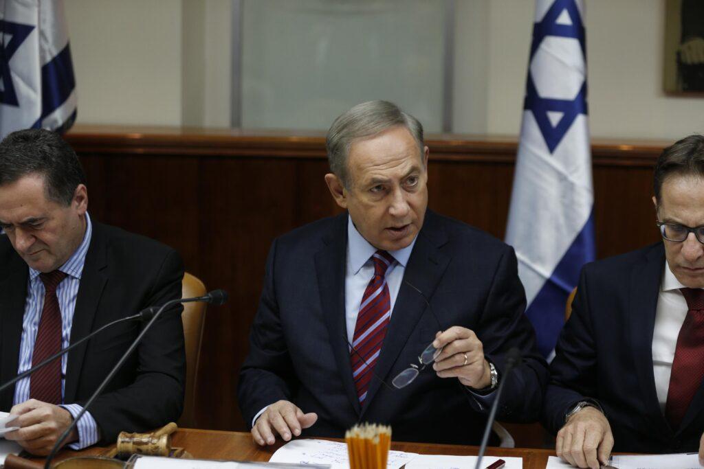 Израиль приостановил строительство поселений вПалестине, чтобы нессориться сОбамой