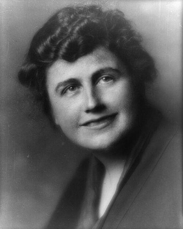 Эдит – вторая супруга президента