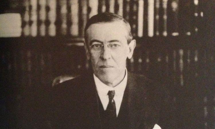Вильсон - губернатор штата Нью-Джерси