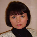 Марина Сычева