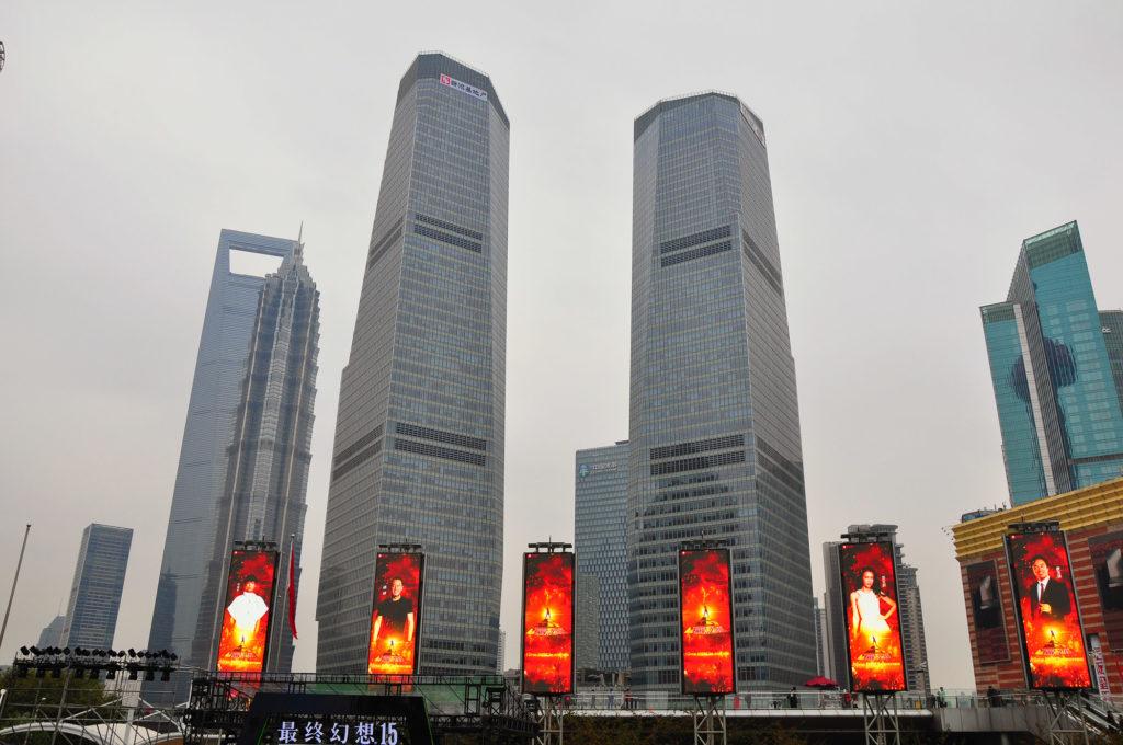 1. Shanghai