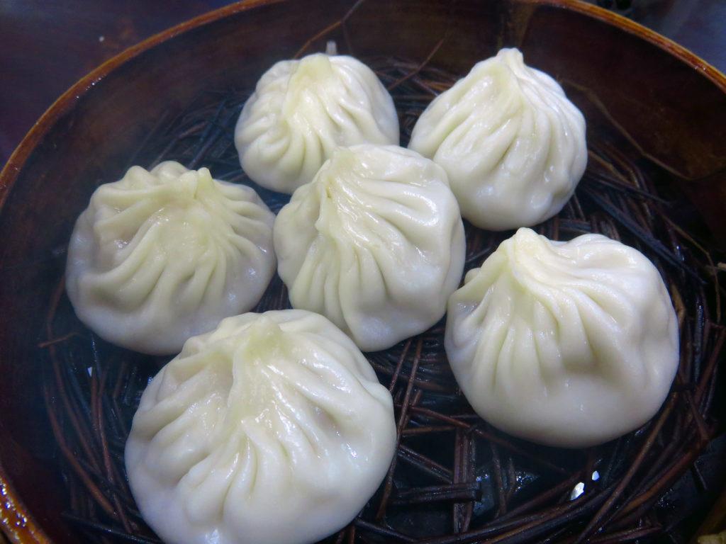 5. Shanghai dumplings