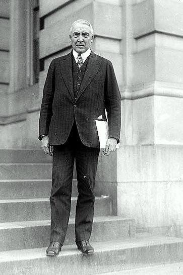 Сенатор У. Г. Гардинг