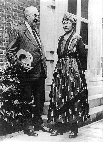 Президент и первая леди