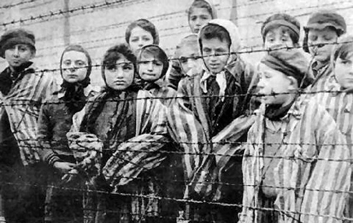 Жертвы Холокоста