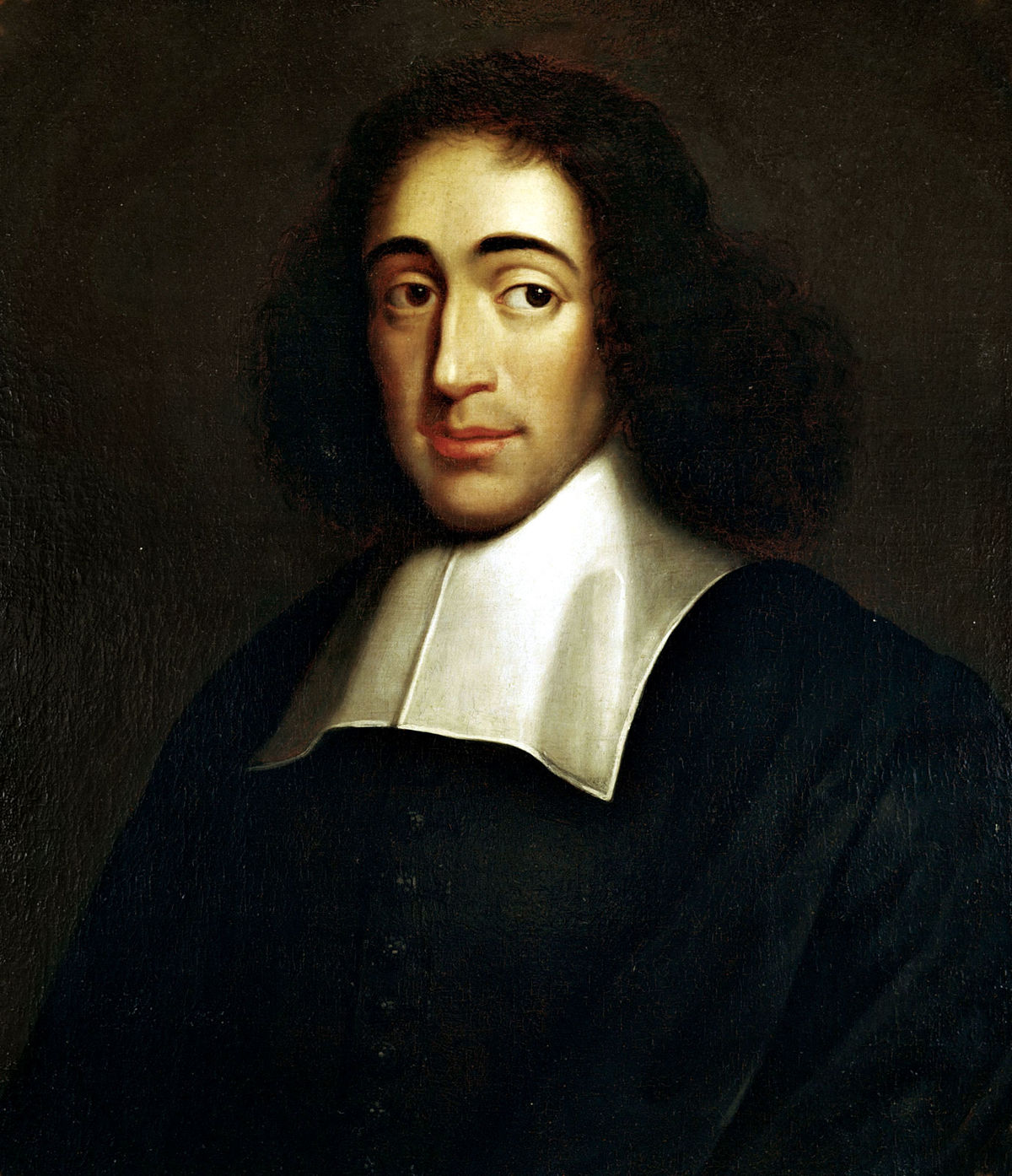 benedictus de spinoza view the god is all Benedictus de spinoza (24 november 1632 - 21 february 1677) was a social and metaphysical philosopher famous for the elaborate development of his monist philosophy, which has become known as spinozism.