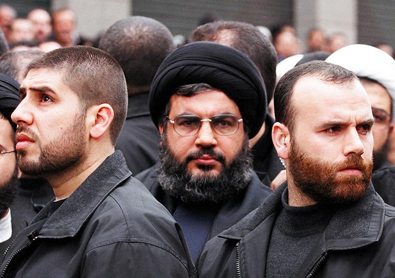Лидер «Хизбаллы» Хасан Насралла
