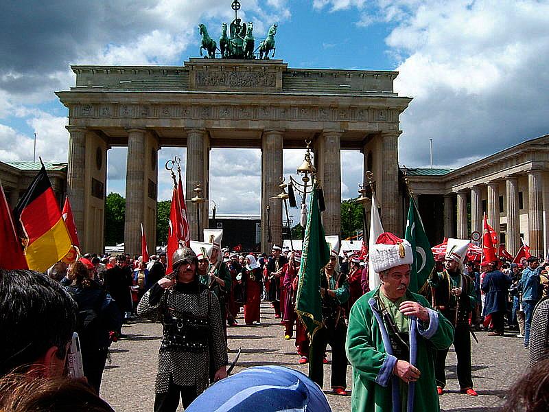 Турецкая община в Германии – от двух до четырех миилионов человек