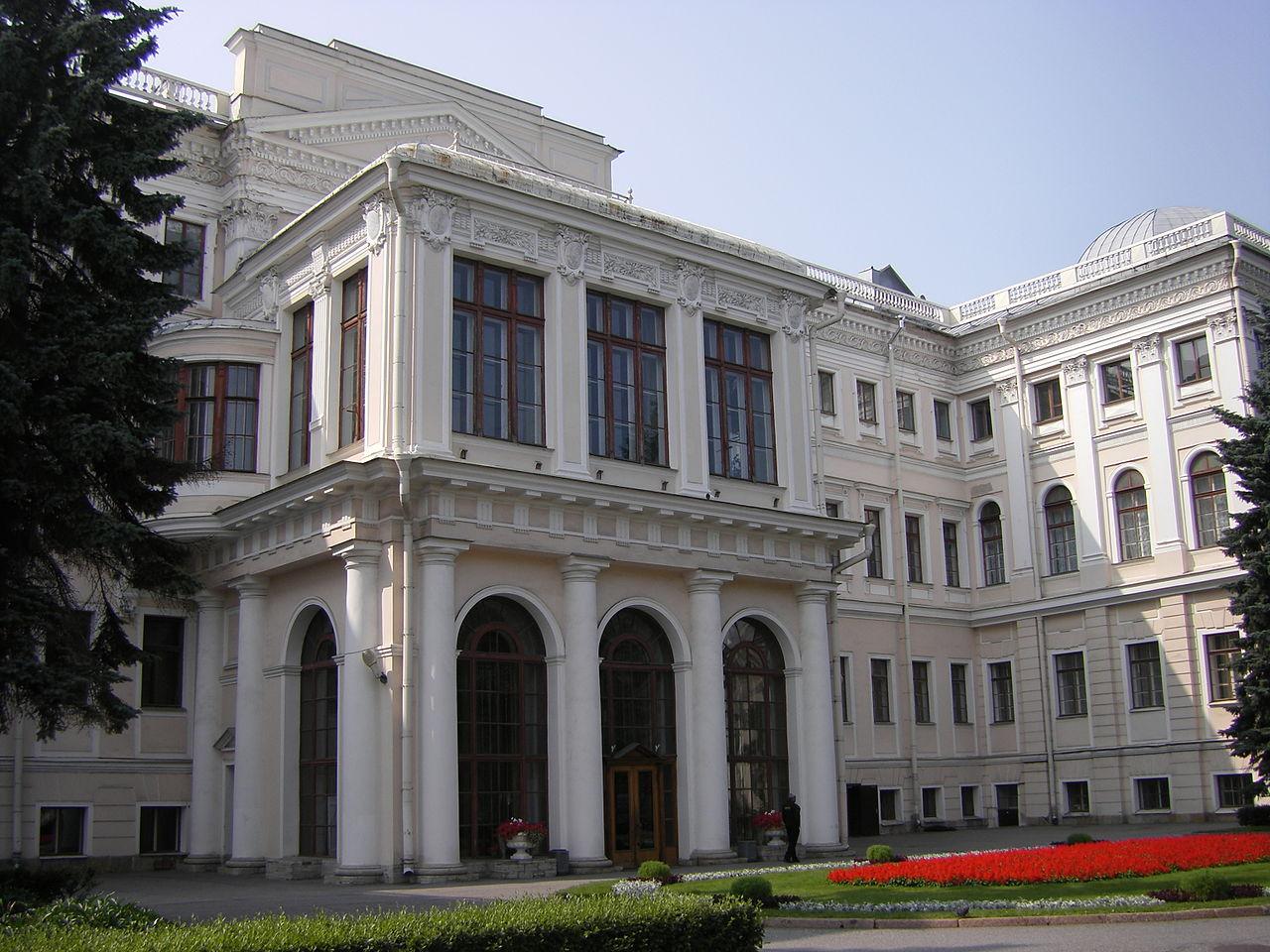 Санкт-Петербург. Аничков дворец
