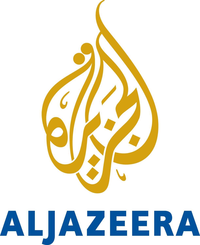 Лого телекомпании «Аль-Джазира»