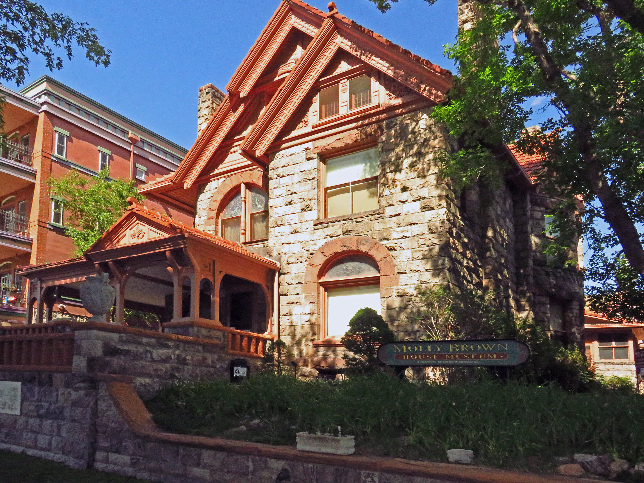 6. Molly Brown House