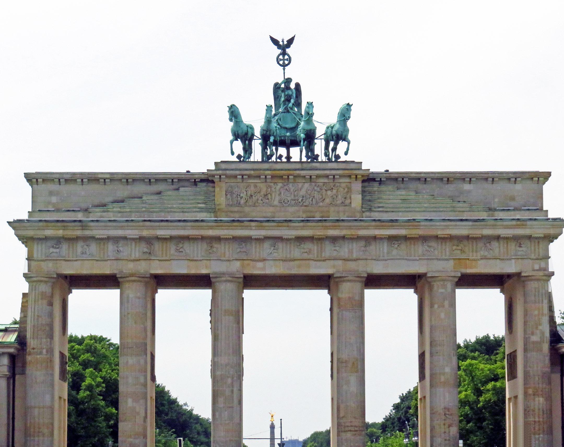 1. Brandenburg Gate