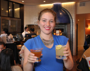 6. Copita cocktails served