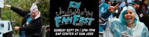 San Jose Sharks Fanfest