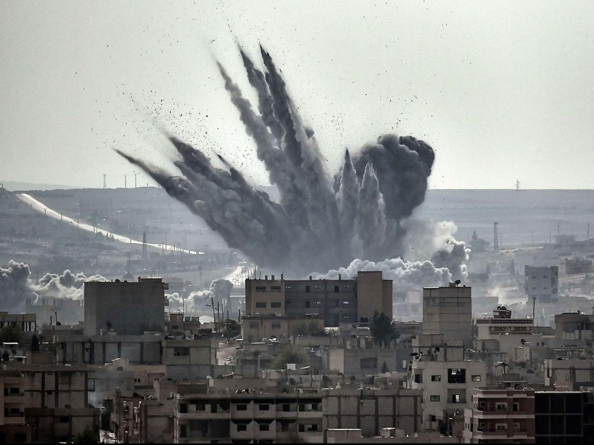 Гражданская война в Сирии принесла много горя населению этой страны