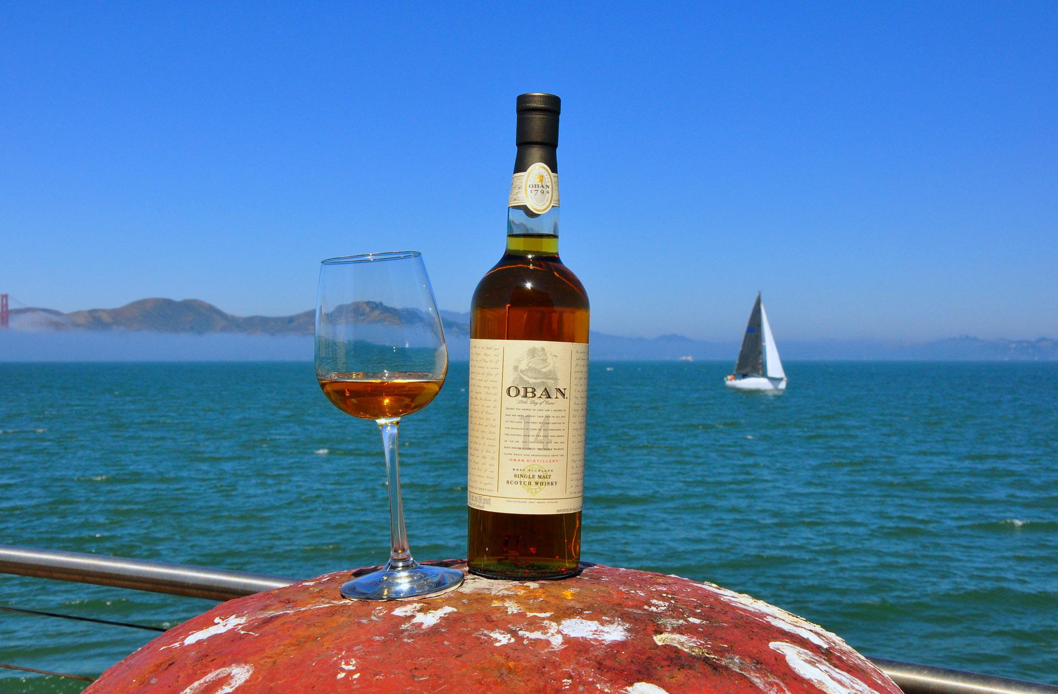 3. Oban Whisky