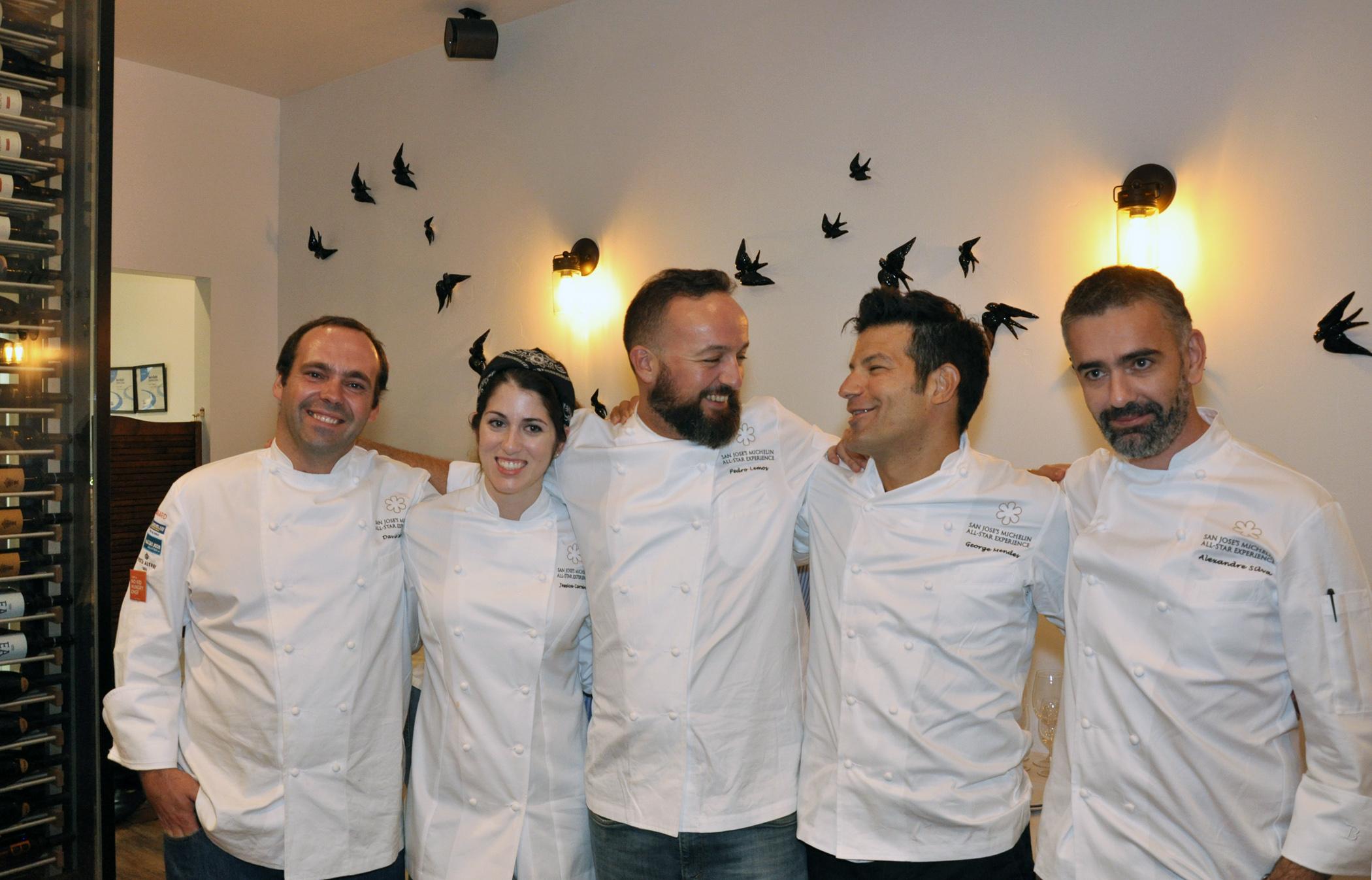 5. Adega chefs