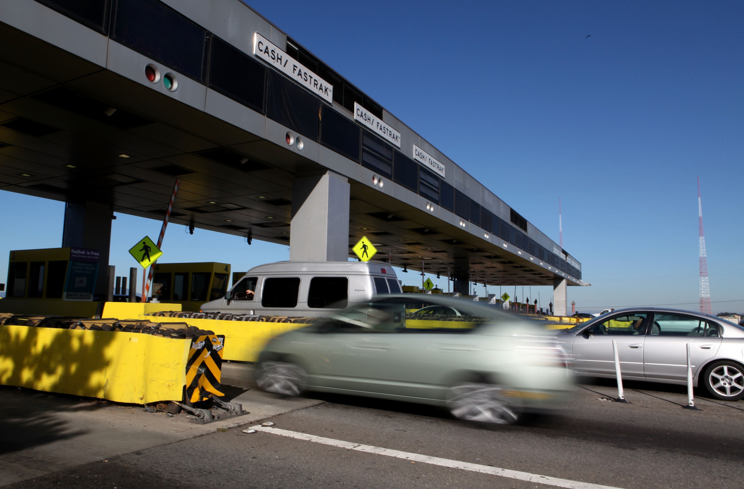 Bay Bridge Reopens After Being Closed For Six Days