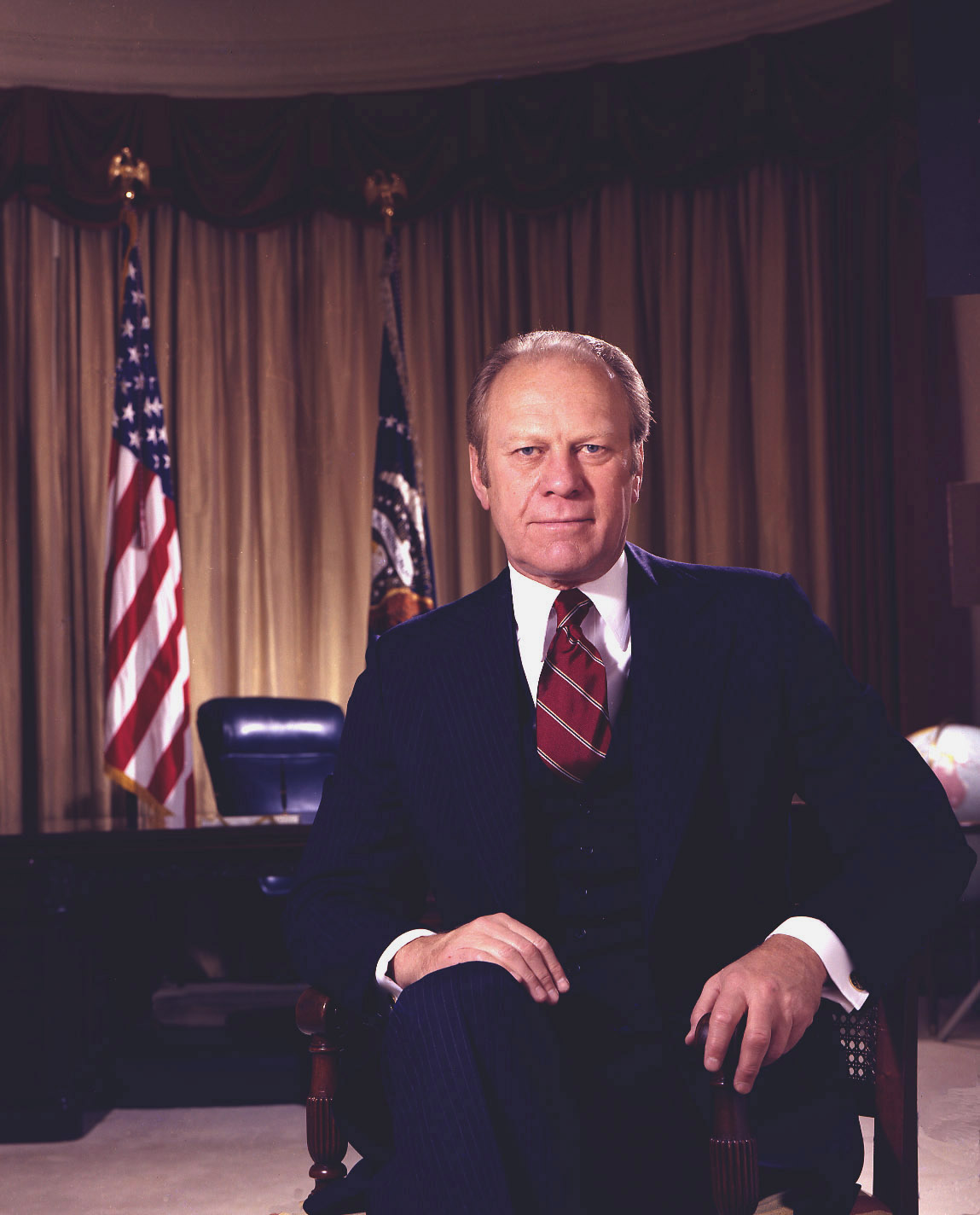 the presidency of gerald r ford When gerald r ford took the oath of office on august 9, 1974 as our 38th president, he declared, i assume the presidency under extraordinary circumstance.
