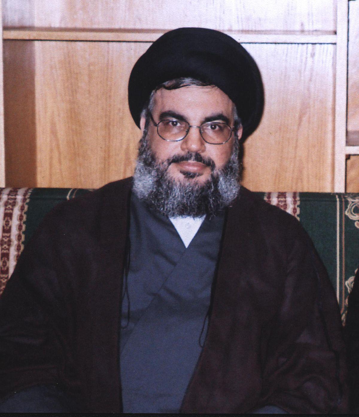 Хасан Насралла