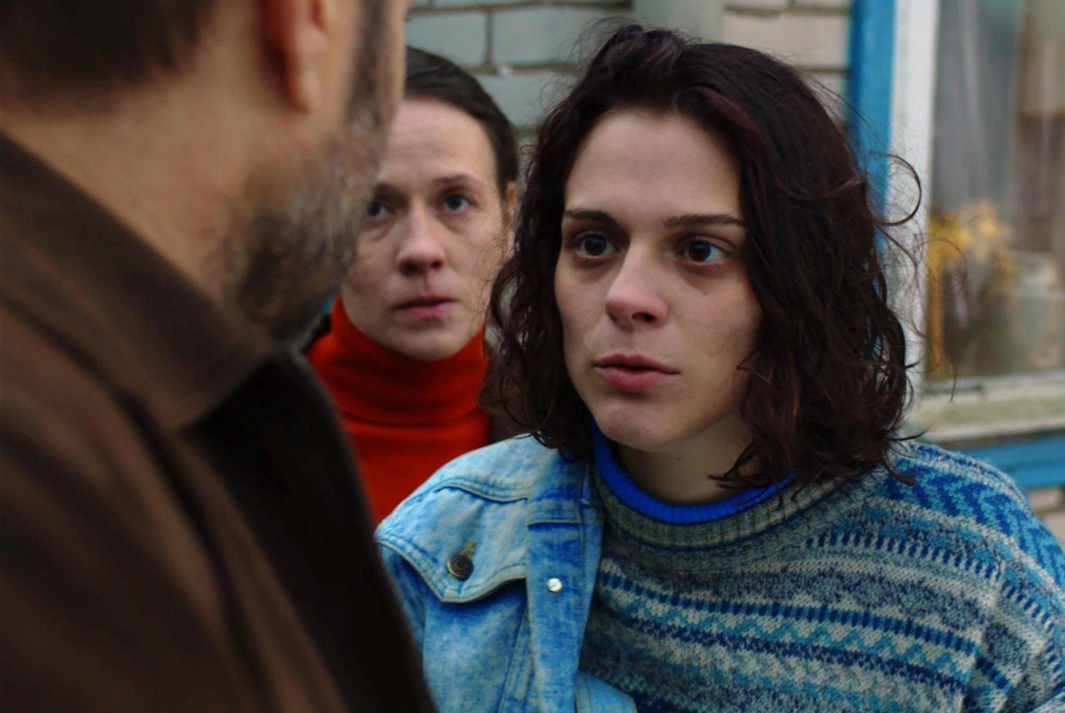 Кадр из фильма «Теснота»