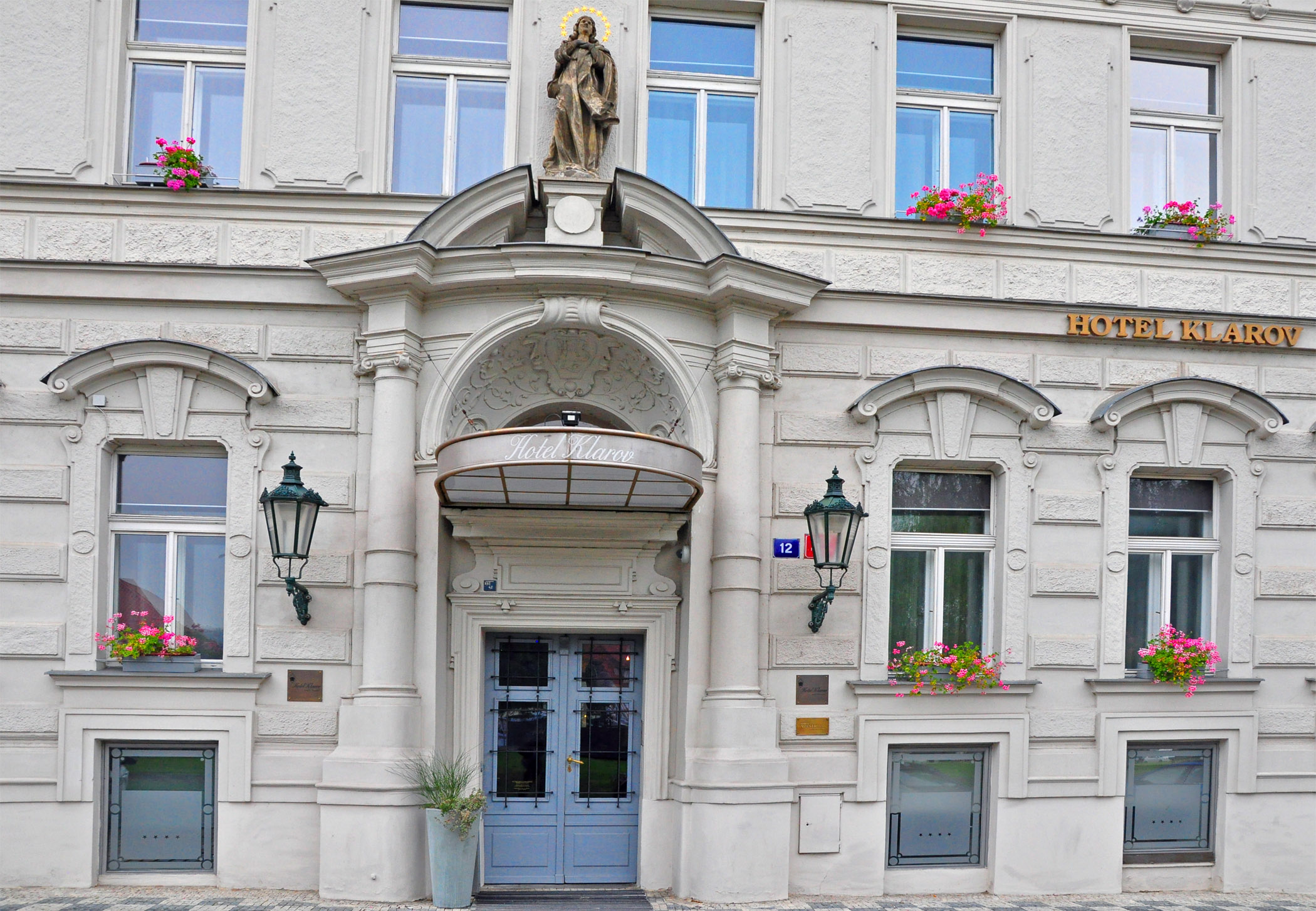 2. Hotel Klarov