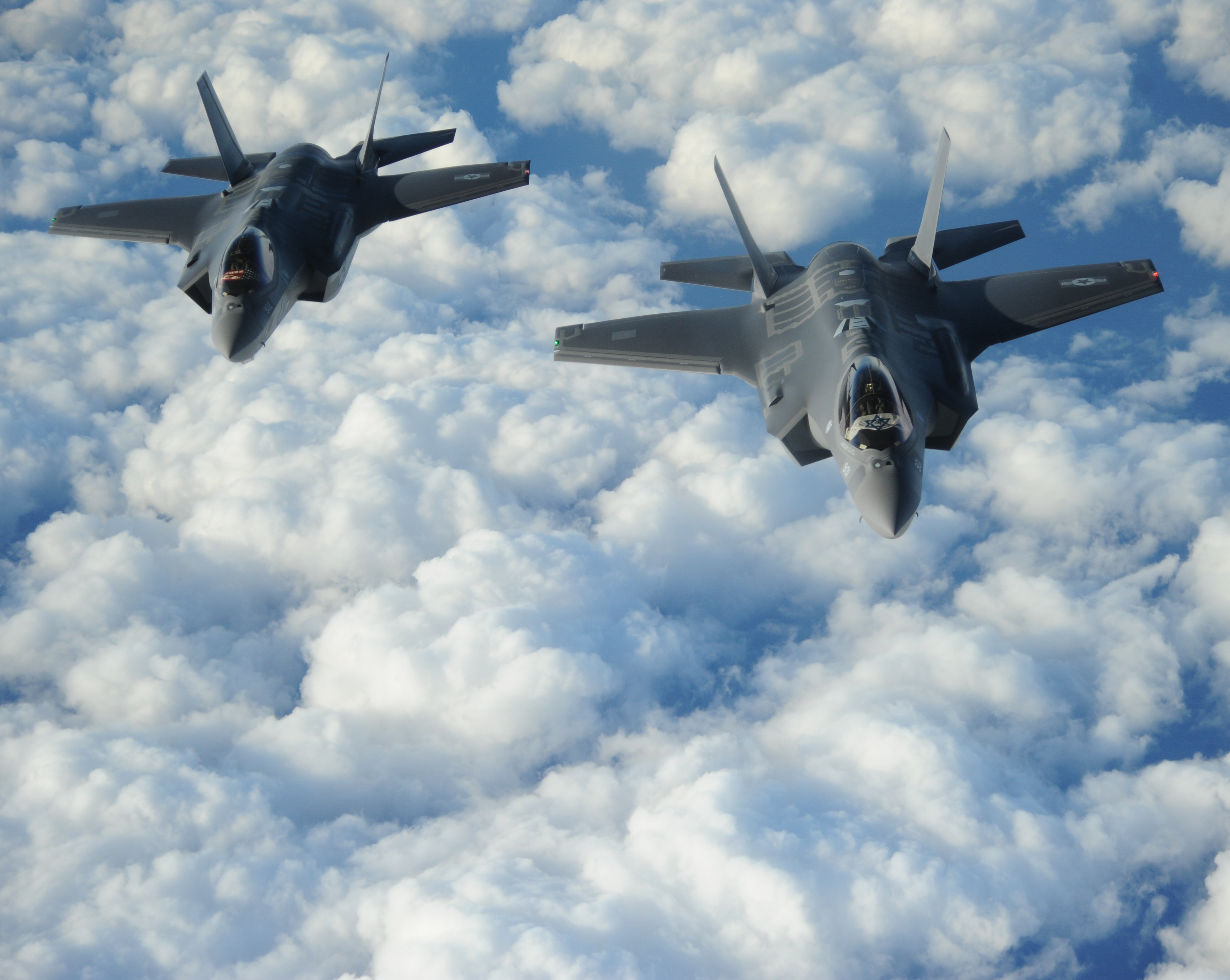 Air Mobility Command enables delivery of Israel's first F-35s