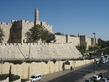 Иерусалим. Цитадель. Photo: Manuel Schneider