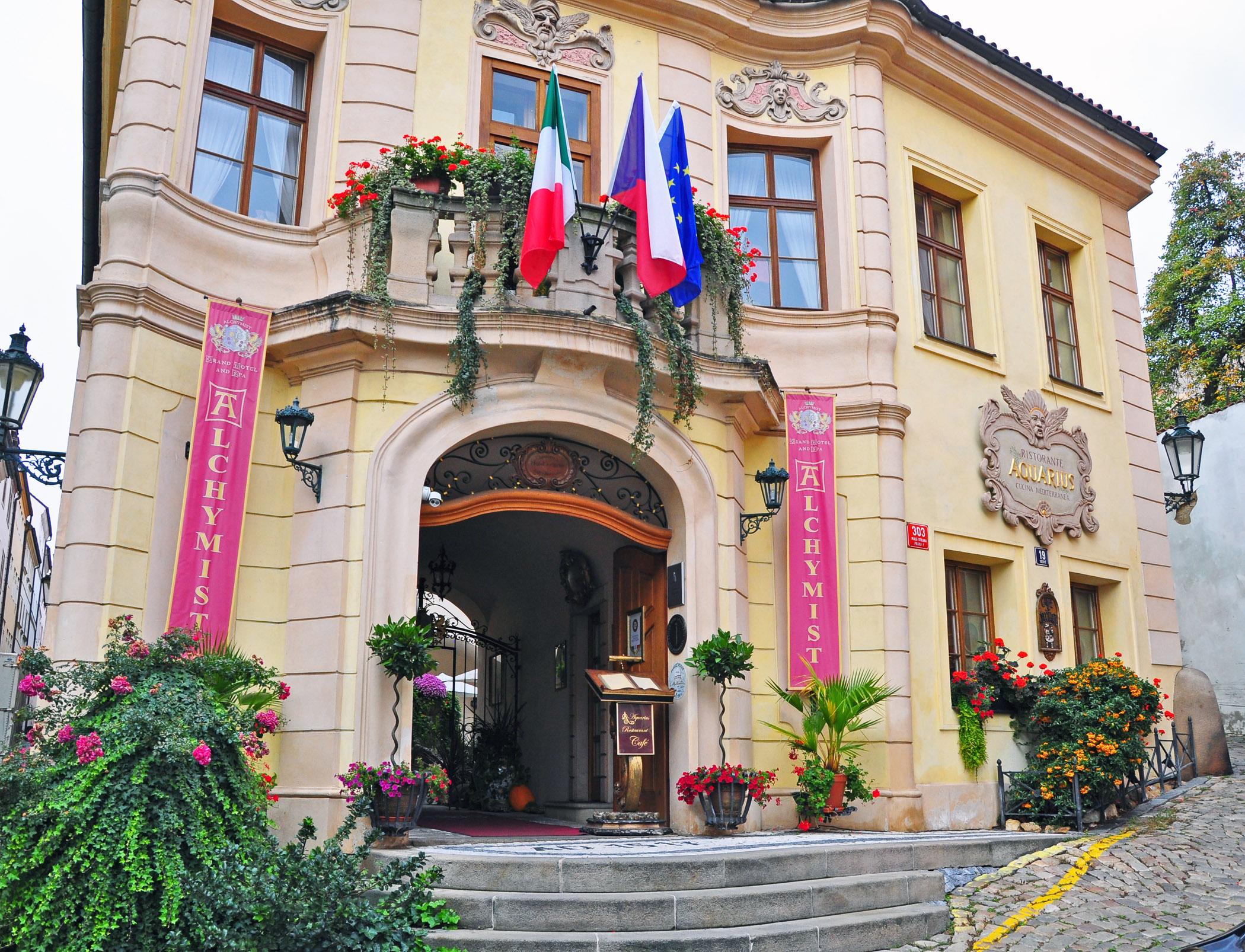 5. Alchymist Hotel