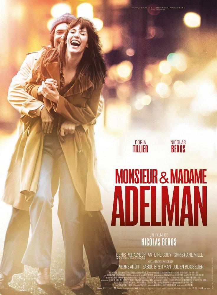 В оригинале фильм называется Mr.&Mrs. Adelman