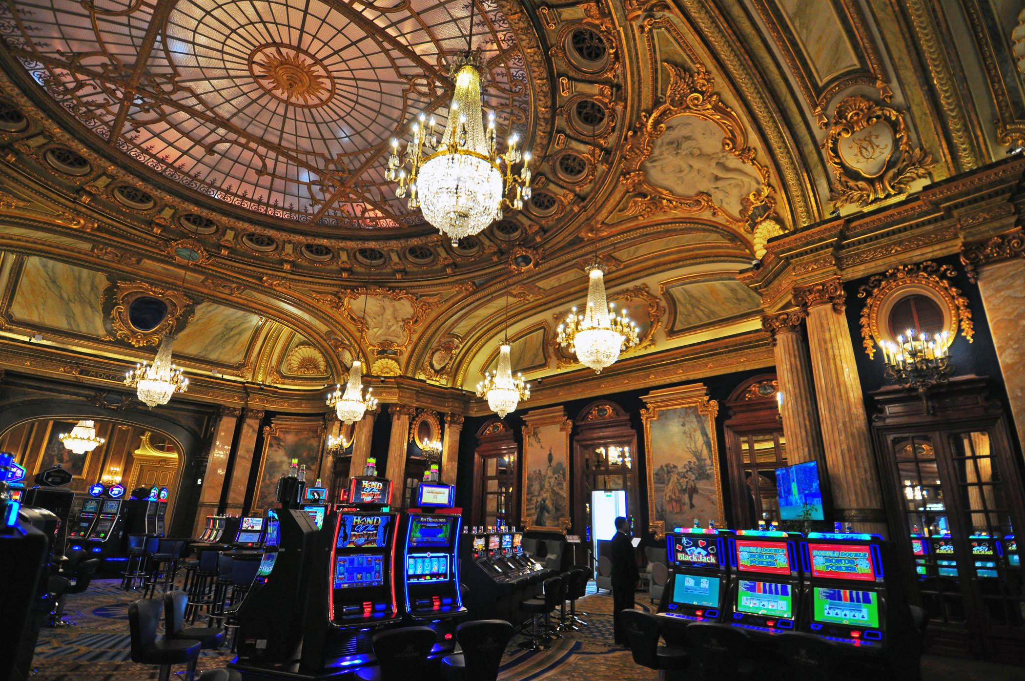 Игровая политика всех казино в Монако